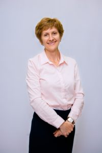Elena Koulikov Portrait